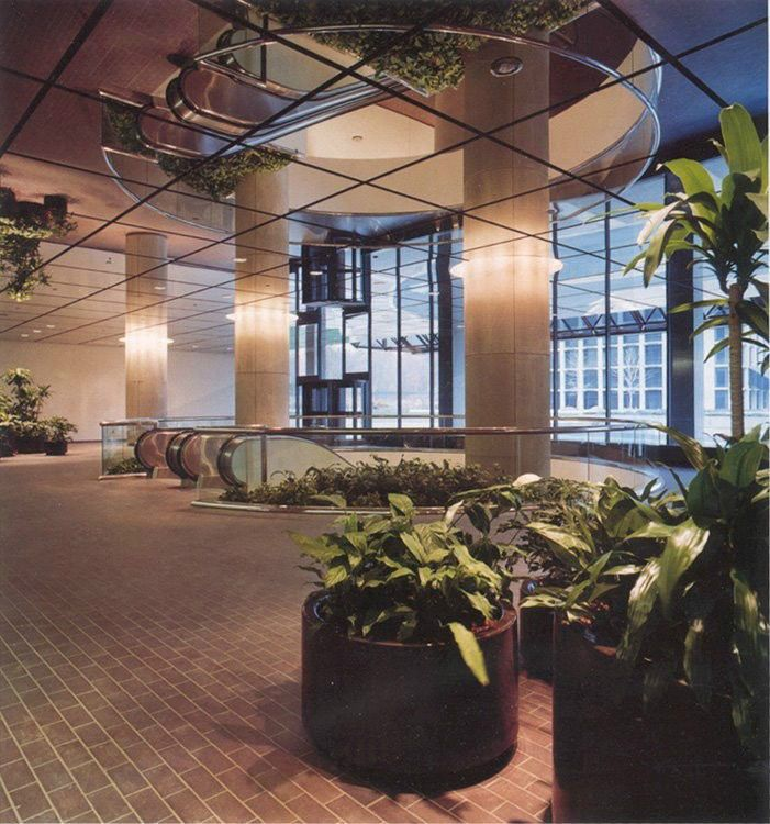Shatterproof Mirror Ceiling Tiles for Home, Office Buildings, Retail Stores