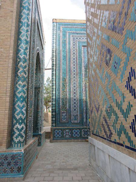 Mausolées de Shah-i-Zinda