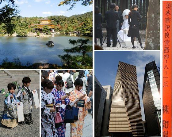 """Gianluca e la sua famiglia al rientro dal #Giappone:""""Aldilà dei contrasti tra Tokyo a Kyoto, quello che ci ha colpito sono state la gentilezza e l'educazione dei giapponesi, la pulizia e la sicurezza di una grande città come Tokyo..."""""""