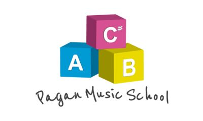 Pagan Studios also run a music school. #paganstudios #pixelution #pixelutiondesignstudio