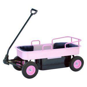 Morgan Cycle Coach Pink Wagon