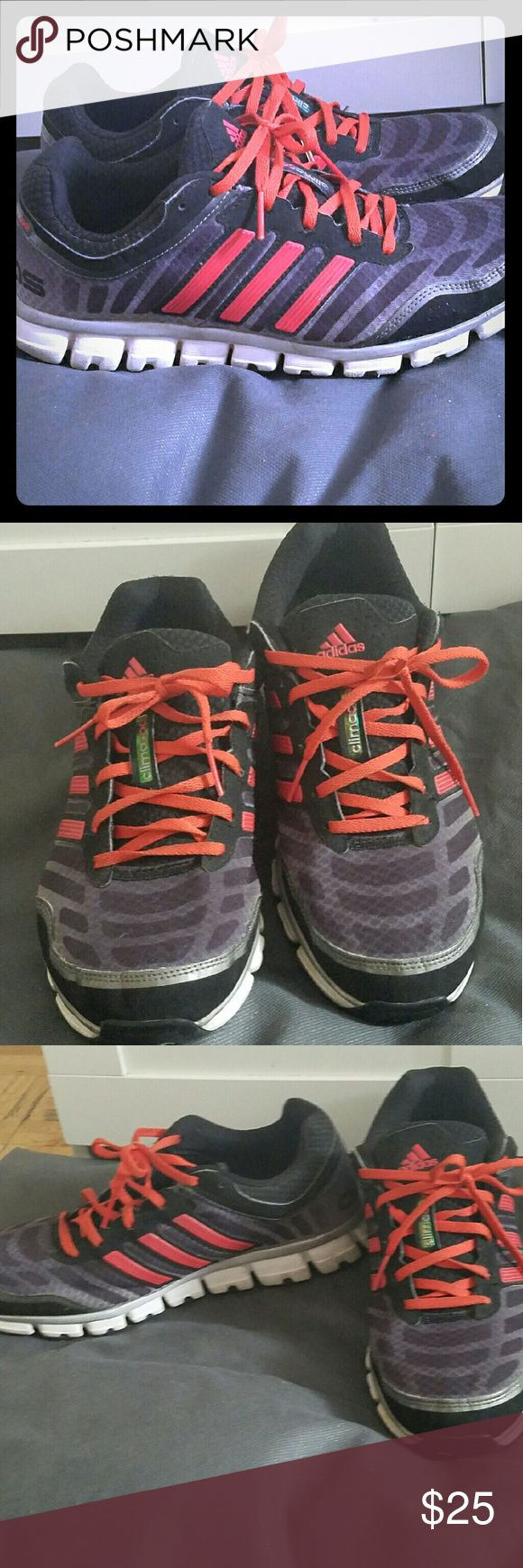 Adidas climacool sneakers Lightly used Adidas Shoes Sneakers