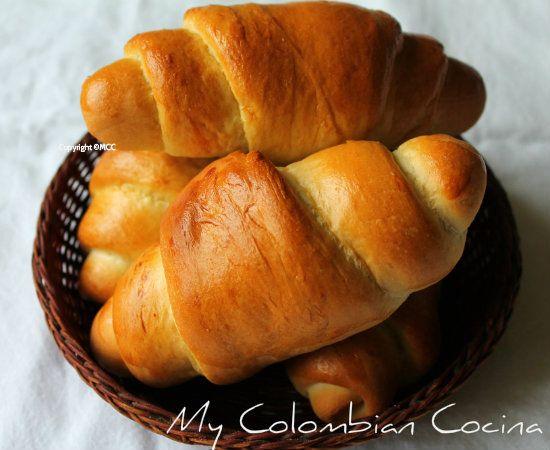 My Colombian Cocina - Pan Rollo