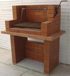 asador de ladrillo - Google Search
