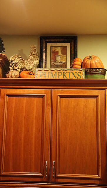 above kitchen cabinet decor 42 best images about decor above kitchen cabinets on 3958