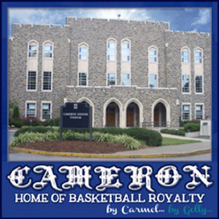 Cameron Home Of Basketball Royalty By Carmel Hall