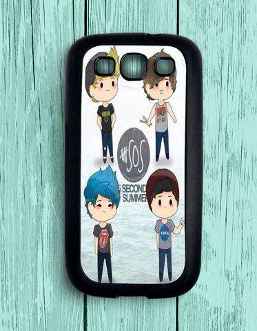 5 Second Of Summer 5 SOS Art Music Samsung Galaxy S3 | Samsung S3 Case