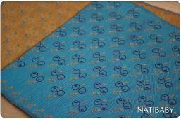 Natibaby Indivisibility Cloak INDIVISIBILITY CLOOK HORIZON Wrap (linen, bamboo/bamboo-viscose)
