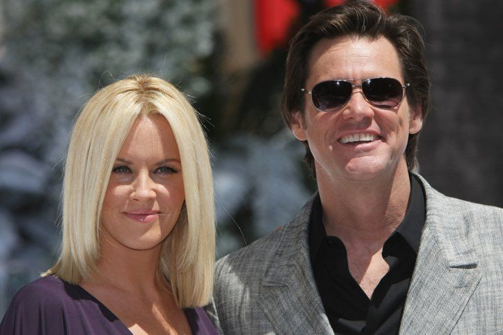 Pin for Later: L'Amour! The Hottest Cannes Couples Past and Present Jenny McCarthy and Jim Carrey in 2009