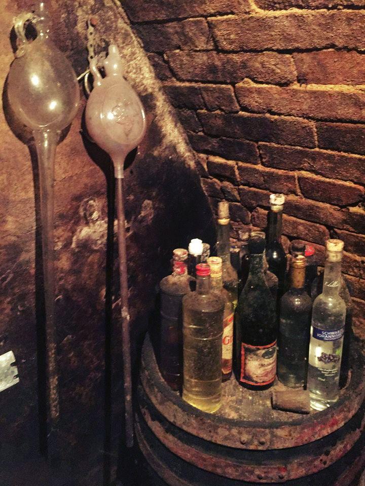 Wine cellar, Hungary