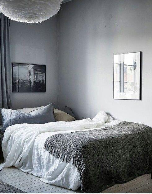 Gardinen, Schlafzimmer Inspiration, Wohn Schlafzimmer, Moderne Häuser,  Grau, Selber Machen, Kinderzimmer, Einrichtung, Moderne Einrichtung