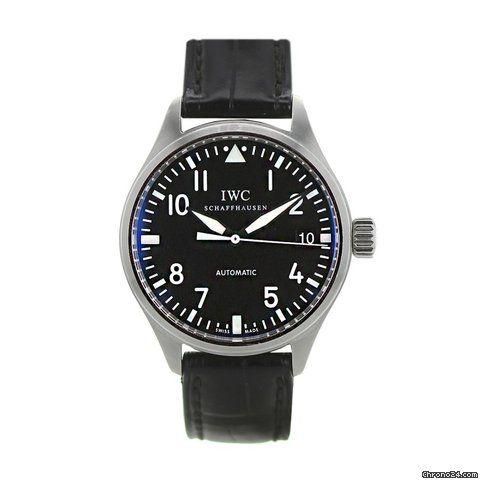 Offre d'une IWC Pilot Mark: 1.900€ IWC Pilot Mark XV, Référence IW325301; Acier; Remontage automatique; État 1 (excellent); Lieu: France, Paris