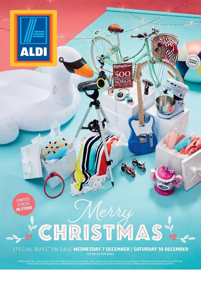Aldi Catalogue Specials, 7 - 13 December 2016 - http://olcatalogue.com/aldi/aldi-catalogue-specials.html