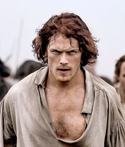Sam Heughan as Jamie Fraser in Outlander Season 3 |  'Battle of Culloden'
