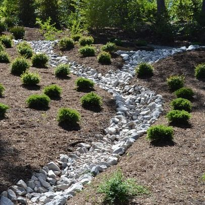 Landscaping A Dry River Bed Design Ideas, Pictures, Remodel, and Decor -  page 99 - 18 Best Storm Water Management Images On Pinterest Dry Creek Bed