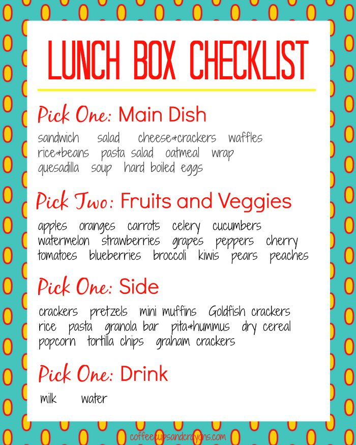 This school year my kids are packing their own healthy school lunches! It gives them a chance to learn about making good food choices and choosing the food themselves makes it much more likely that they will eat it.