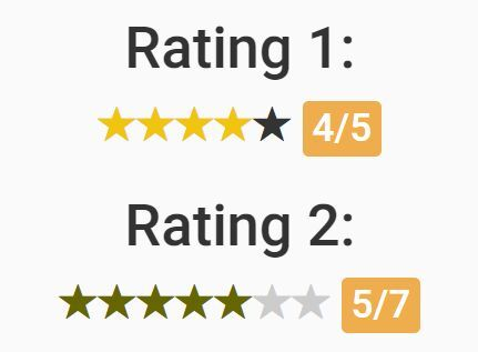 J-Rating is a lightweight, simple-to-use #jQuery plugin that helps you implement a star #rating control using radio buttons and Bootstrap's Glyphicons.
