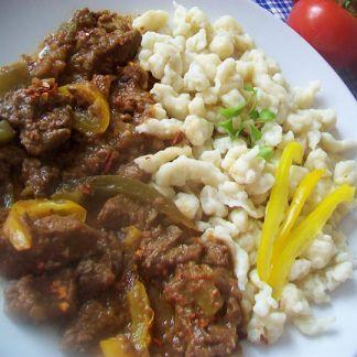 Pripravte pre svoju rodinu výborný maďarský guláš
