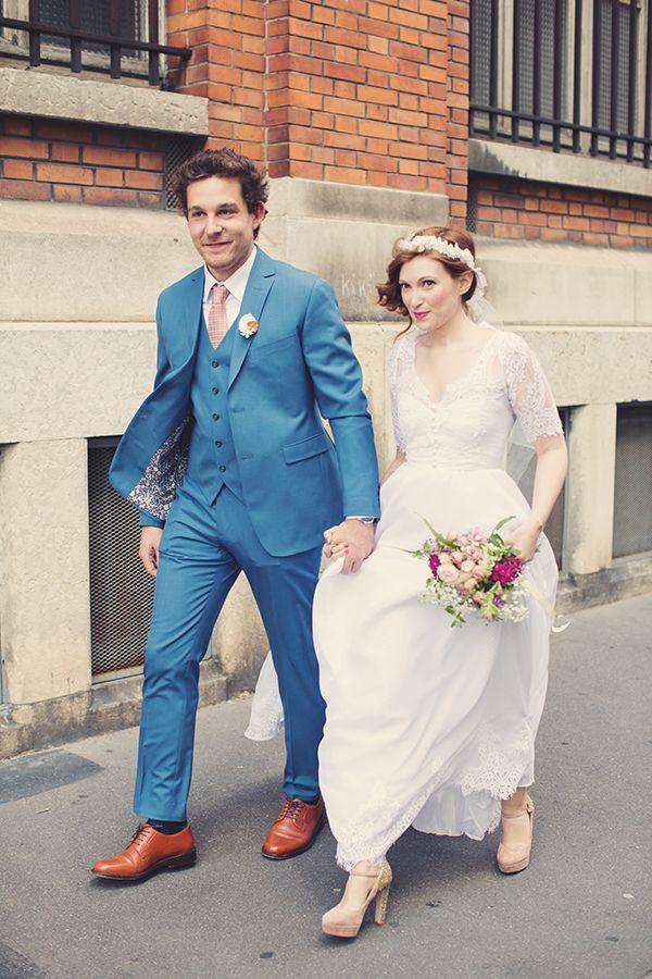 Notre mariage   Mariages Cools Mariage   Queen For A Day - Blog mariage - Robe de Mariée Violette Tannenbaum