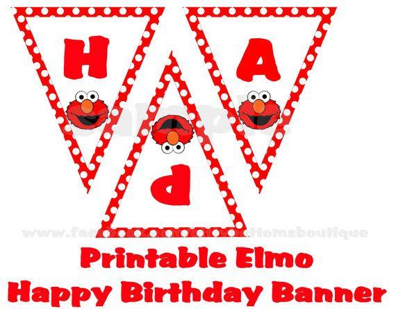 90 best Elmo images – Printable Elmo Birthday Invitations