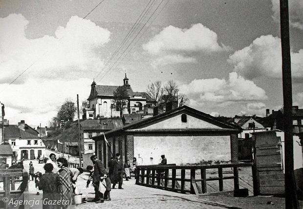 Nadstawna Street, Lublin photo: Wiktor Ziółkowski
