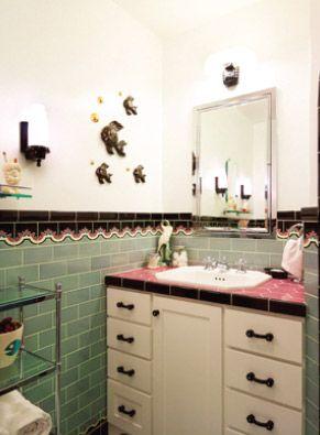 Bathroom Gallery - Mission Tile West