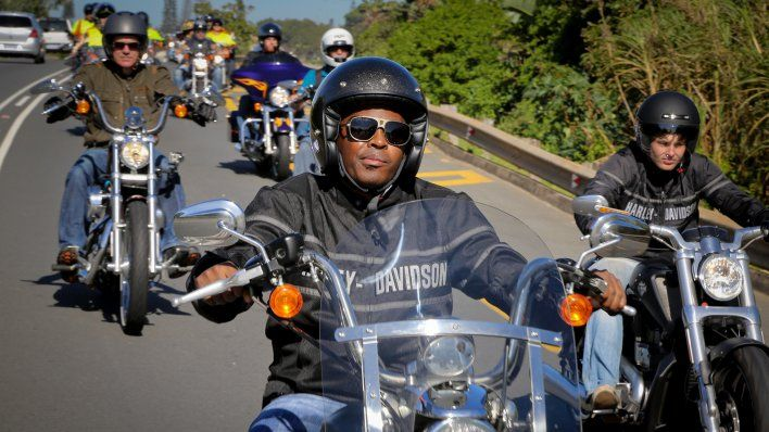 SNORS FOR A CAUSE MOTORCADE 2014 www.spice4life.co.za