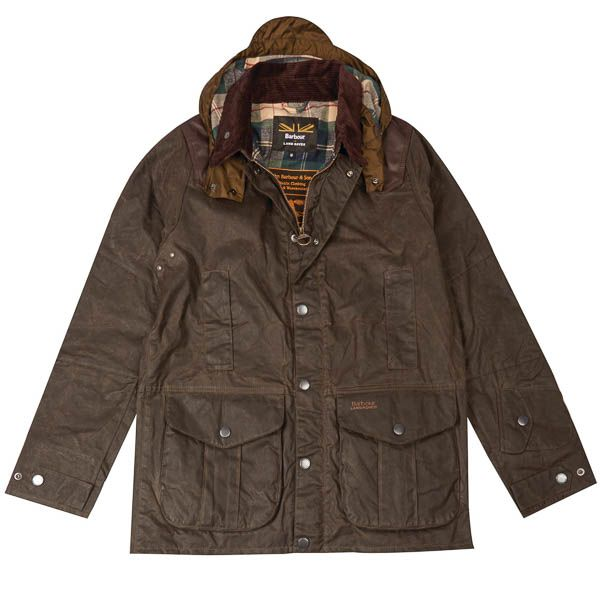 Heren Drywax jas Aplington - Barbour - Jassen - Hunter Store - Country Life  Style