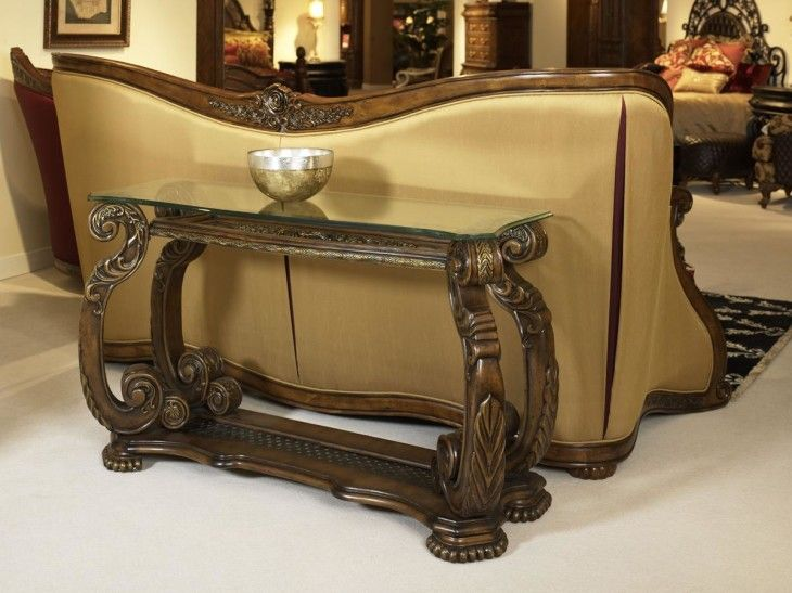 Sofa Table Aico Furniture Oppulente Sofa Table - pictures, photos, images