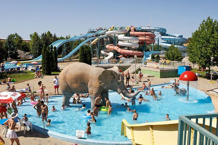 A Hungarospa Hajdúszoboszló Európa legnagyobb fürdőkomplexuma, melyben gyógyfürdő, strand, aquapark, uszoda és fedett élményfürdő is üzemel.