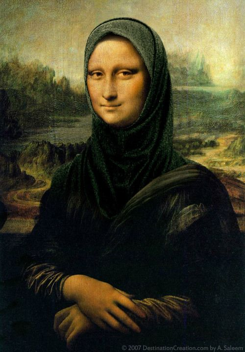 05 Medina Al-Isa [Destination Creation] (Gioconda / Mona Lisa)