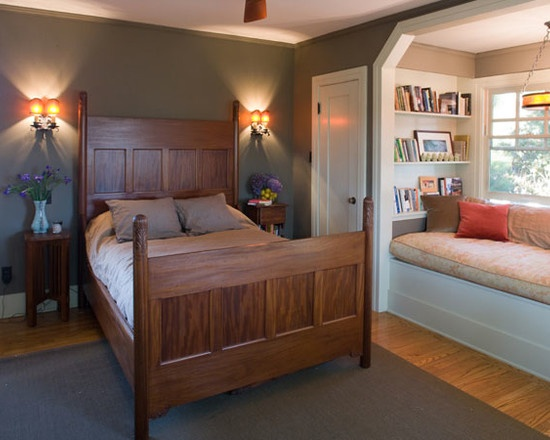 """""""Craftsman Bedroom"""" Design, Pictures, Remodel, Decor and Ideas"""