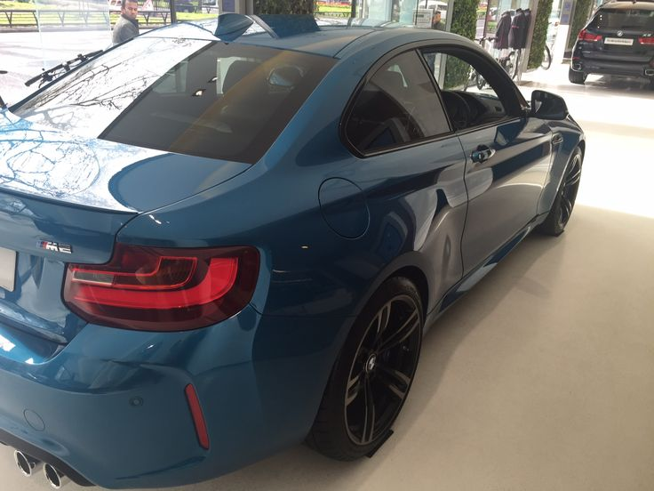 The BMW M2 #carleasing deal | One of the many cars and vans available to lease from www.carlease.uk.com
