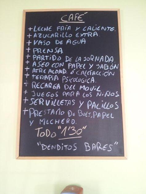 Un café lleno de extras por 1,30€.
