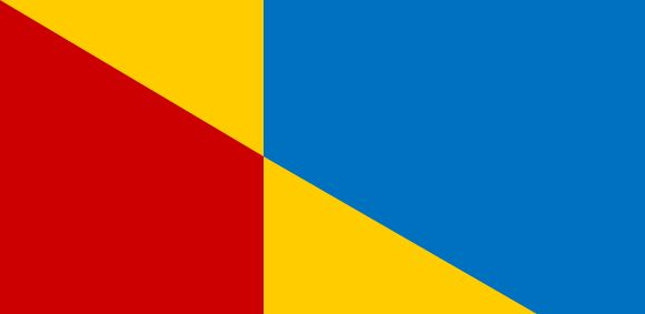 Tony Burton design for a new LGBT flag