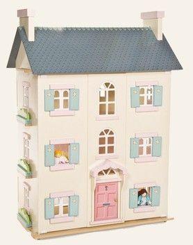 LE TOY VAN DOLLS HOUSE - CHERRY TREE HALL