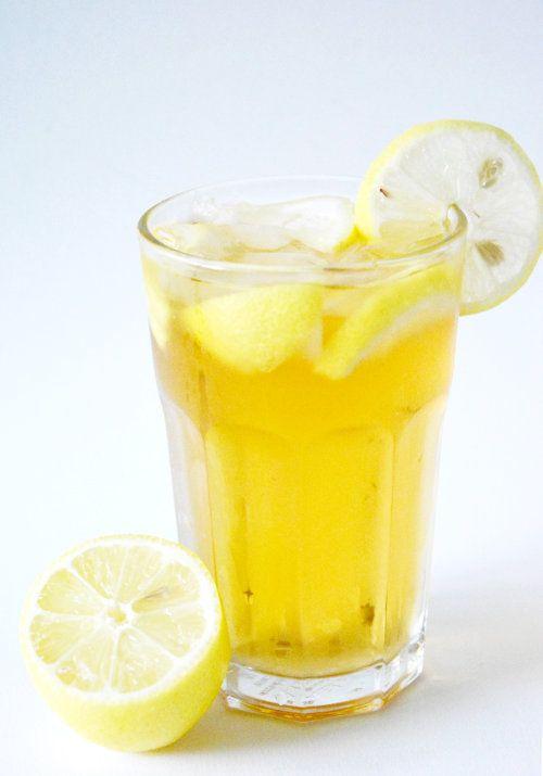 Ice Tea czyli mrożona herbata - przepis