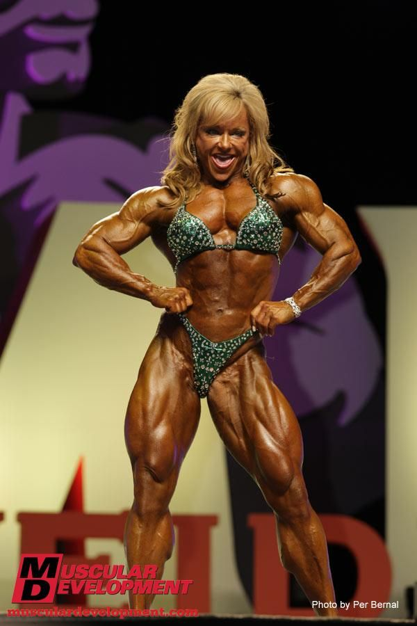 Lisa Auckland | Female Bodybuilding | Muscle power ...