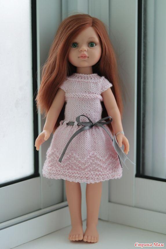 Платье для Кристи от Паола Рейна
