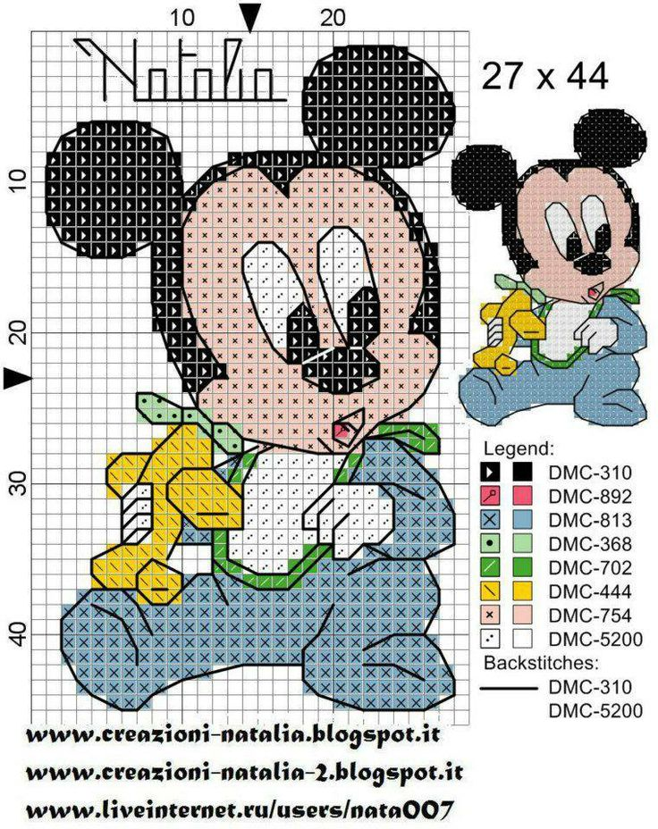 .Baby Mickey Mouse