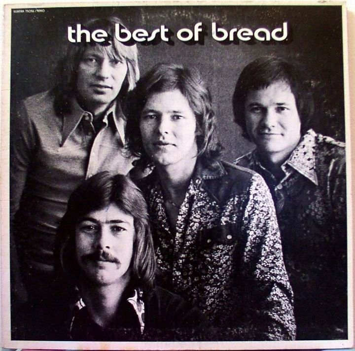 "Bread was a pop band that appealed to mostly young girls because they had a very sweet sound. I loved the song ""Diary"""