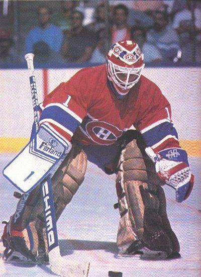 Brian Hayward (Canadiens de Montréal)