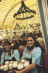 When is Oktoberfest - Dates and Opening Hours