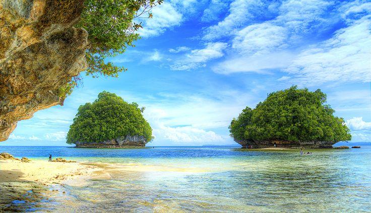 BRITANIA GROUP OF ISLANDS, Surigao Del Sur Down south in ...