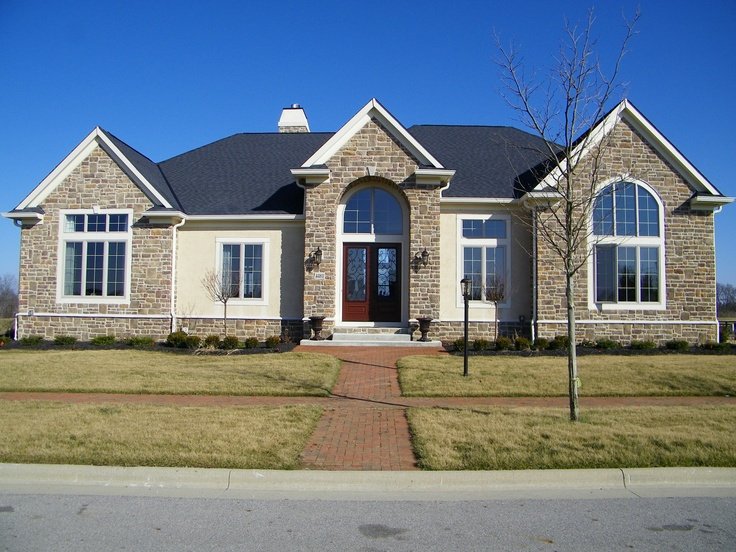 19 best the hirth hill by castlestone homes ohio images for Ranch home builders ohio