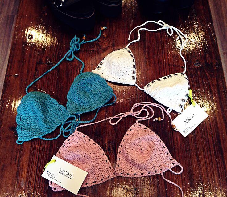 Bikini crochet www.instagram.com/saona.ok www.facebook.com/Saona.ok?fref