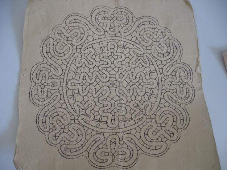 Cartine disegno per pizzo al tombolo antiche a Genova - Kijiji: Annunci di eBay