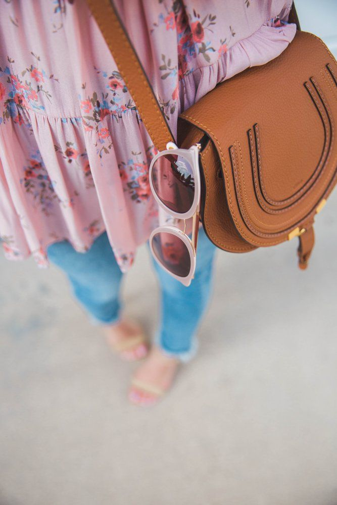 The cutest floral tops all under $100! • Uptown with Elly Brown