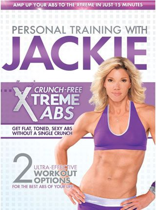 Personal Training with Jackie. Crunch Free Xtreme Abs #fitness #exercise