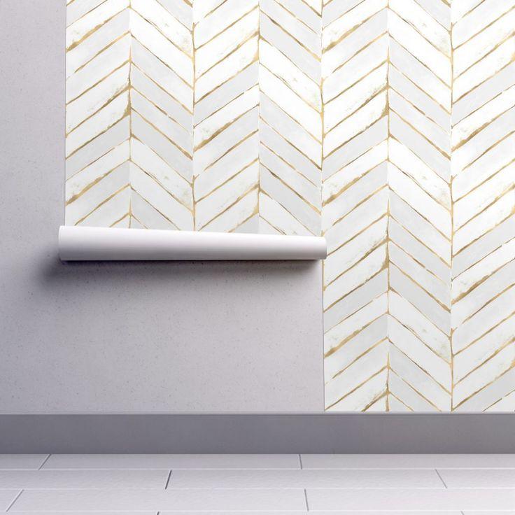 Trending News Kenya Twitter In 2020 Bedroom Wallpaper Accent Wall White And Gold Wallpaper Gold Wallpaper Bedroom